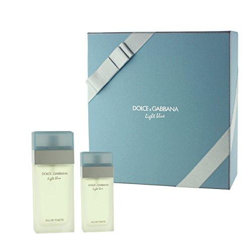 Dolce & Gabbana Light Blue EDT 100 ml + EDT 25 ml (woman)