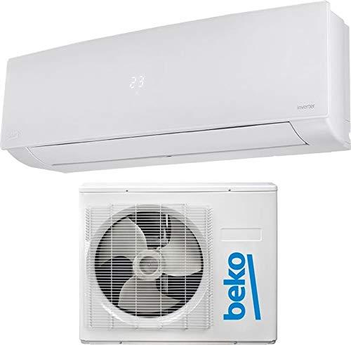 Climatizzatore 12000 Btu/h Inverter Classe A++/A+ Gas R32 BEVPC 120 + BEVPC 121
