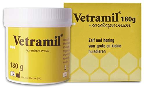 Vetramil Honigsalbe - 180 g Dose