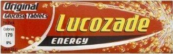 12 x Lucozade Energy ORIGINAL Glucose 24 Tablets (47g)