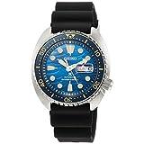 [セイコーウォッチ] 腕時計 プロスペックス PROSPEX(プロスペックス) メカニカル(自動巻付き) Save the Oceanシリーズ タートル TURTLE ダイバーズウオッチ SBDY047 メンズ ブラック