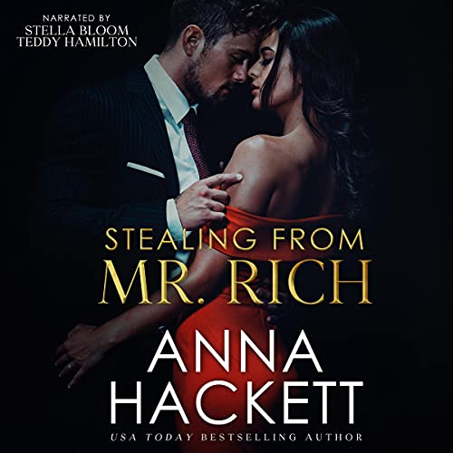 Stealing from Mr. Rich cover art