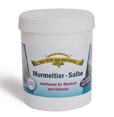 Original Murmeltier-Salbe aus dem Inntal, 250ml