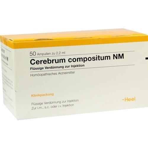 CEREBRUM COMPOSITUM NM 50St Ampullen PZN:1674870