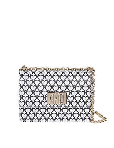 Furla Luxury Fashion 1048454 schoudertas wit