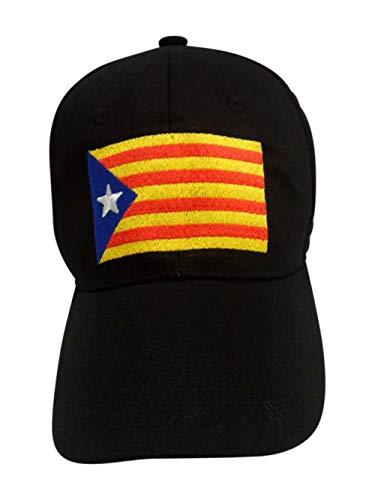 Gorra Unisex Bandera Catalana Estelada