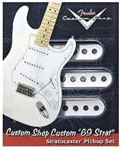 Fender Micros Custom Shop 69' Stratocaster white