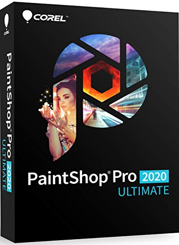 Corel PaintShop Pro 2020 Ultimate, Box, deutsch