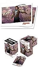 BUNDLE: Magic: the Gathering - Battle For Zendikar - Gideon, Ally of Zendikar (Deck Box & 80 Sleeves)