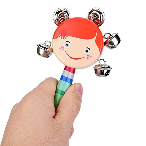 Instrumentos musicales para niños pequeños, juguetes musicales con capacidad de ejercicio para niños para educación temprana para regalo
