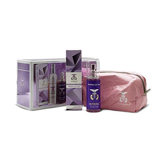 Les Perles d'Orient Coffret Parfum De Lune Edp Spray 150 Ml + Epc 115 Ml + Pochette