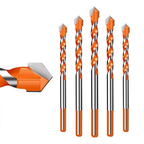 gszfsm001 - Juego de brocas multifunción de aleación dura de acero de tungsteno (4 piezas)