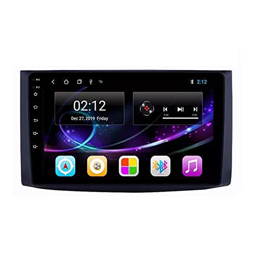 MGYQ Radio De Coche Bluetooth con Pantalla Táctil 1080P De 9 Pulgadas, para Chevrolet Epica 2006-2012 Autoradio Soporte Control del Volante/FM/USB/AUX Reproducción/Navegación GPS,Quad Core,WiFi 1+16