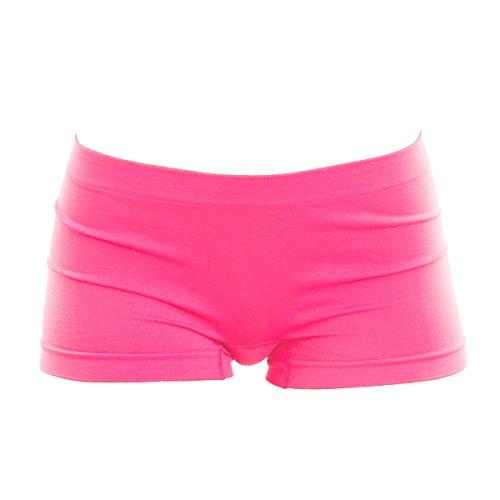 Toocool - Pantaloncini Bimba Bambina Culotte Shorts Intimo Fitness Sport Nuovi YQ7079 [8/10,Rosa...