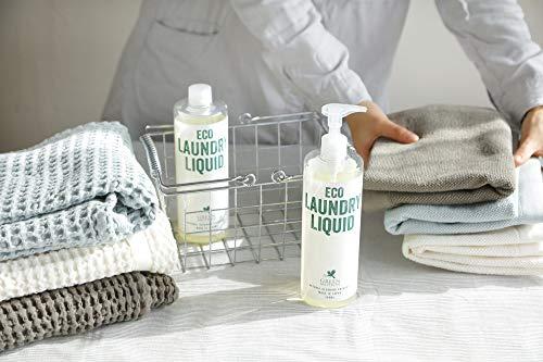 マークスインターナショナル グリーンモーション エコ ランドリーリキッド 洗濯用液体洗剤 本体 500ml