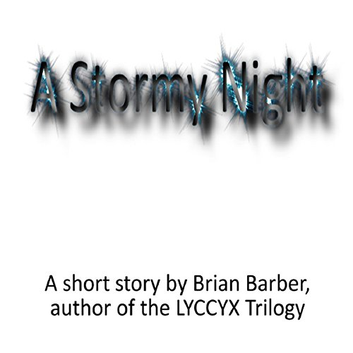 A Stormy Night audiobook cover art