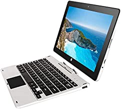 11.6 Inch Windows 10 Tablet,2 in 1 Laptop Touch Screen Windows Tablet,6GB+64GB,Jumper EZpad 6 Pro Quad Core Processor Tablet PC with Detachable Keyboard