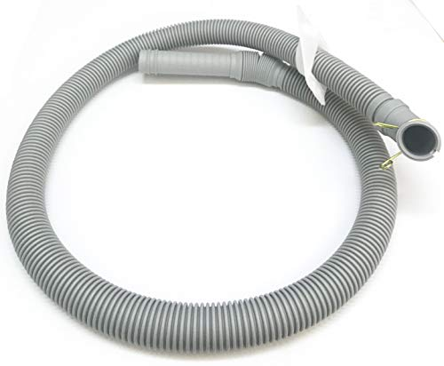 OEM LG Washer Drain Hose Shipped With WT1901CK, WT4801CW, WT4970CW, WT5001CW, WT5070CW