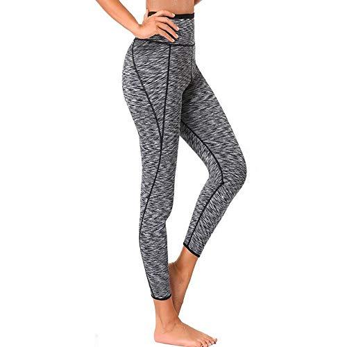 Hot Pants Vrouwen blijven Warming Sweat Sauna neopreen Korte Legging Controle Panties Body Shaper Waist Trainer Afslanken Pant ZHQHYQHHX (Color : Camouflage Long, Size : XXXL)