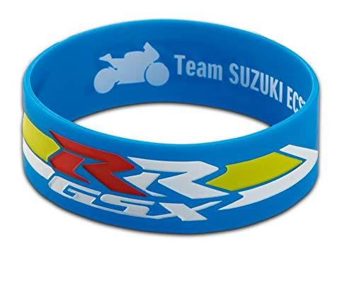 Suzuki Siliconen armband Team Ecstar