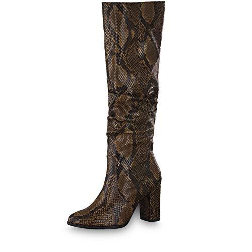 Tamaris dameslaarzen 25519-23, vrouwen klassieke laarzen