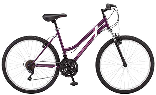 "Roadmaster R8047WMDS Women\s Granite Peak Mountain Bike, 26"" Wheels Purple"
