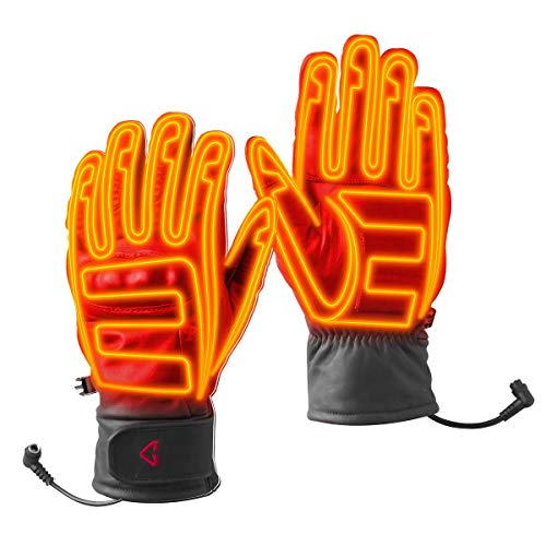 Gerbing Hero Motorcycle Heated Gloves