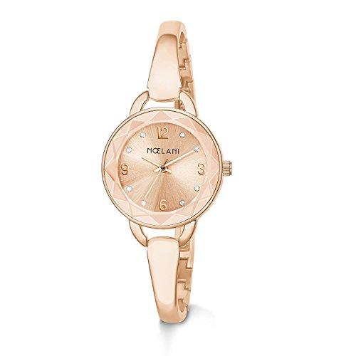 Noelani Damen Analog Quarz Uhr mit Alloy Armband 2013119