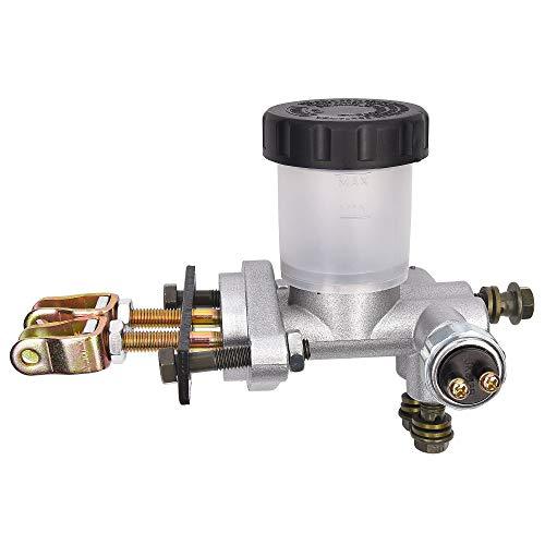 Hydraulic Brake Master Cylinder Replacement for Go Kart Buggy Sunl BMS Kandi Roketa Kazuma Kinroad ATV 90cc - 250cc