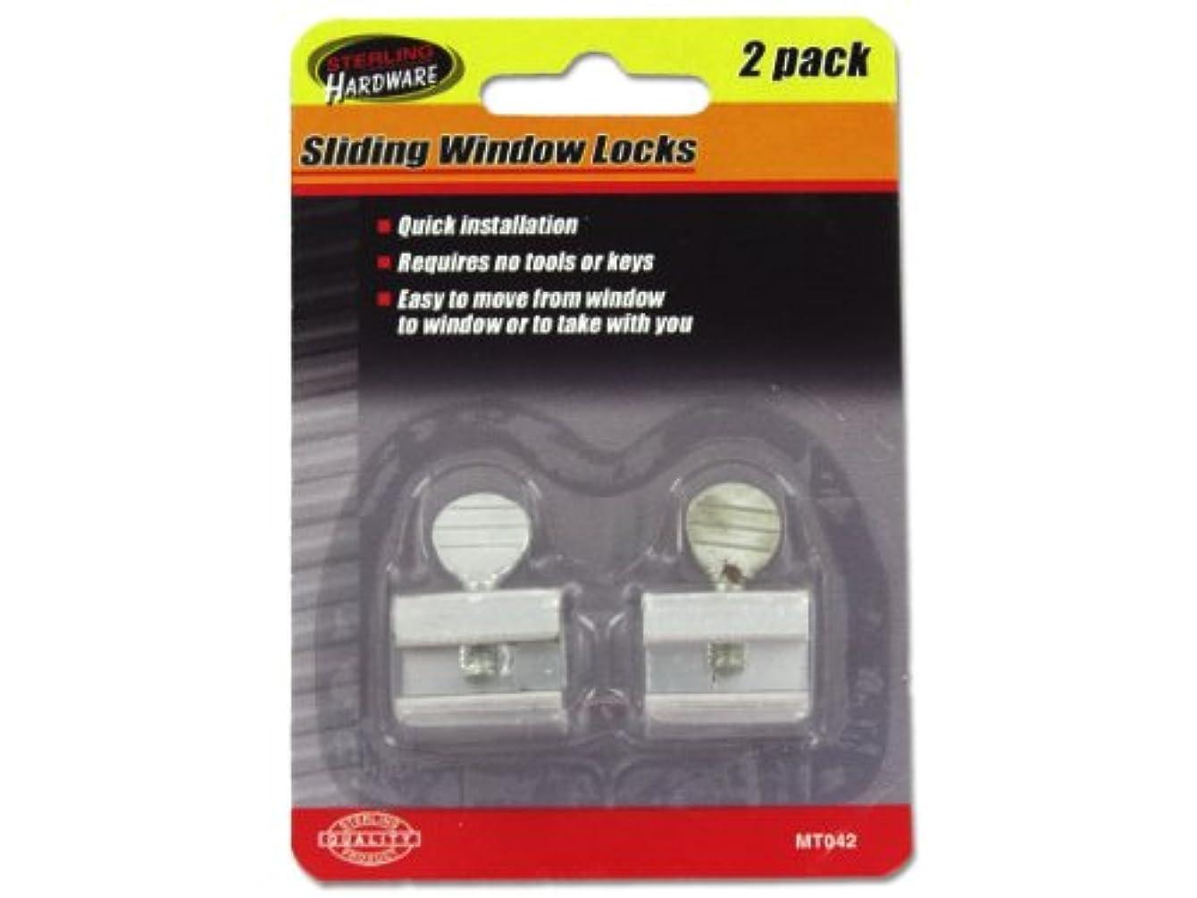 Sliding Window Locks