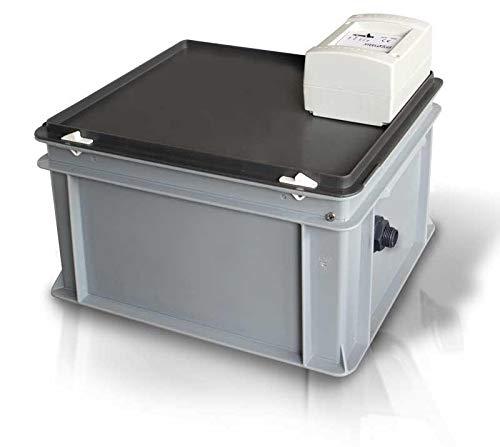 Neutralisator für Säure Kondensator mit Tauchpumpe für Kessel max. 1200kW