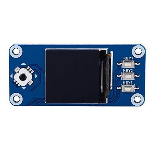 Display HAT, OLED LCD-Display, professionelle Bildschirmwerkzeuge für Raspberry Pi 3B + / 3B / Zero W.