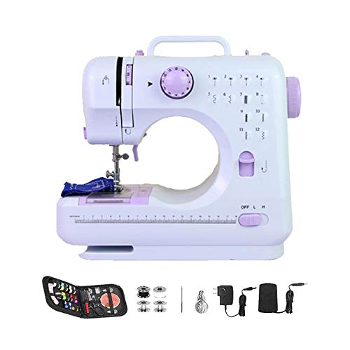 Sewing Machine for Beginners Mini Portable Small Sewing Machine Easy to Use, Suitable for Beginners and Children, Adding Fun to Life