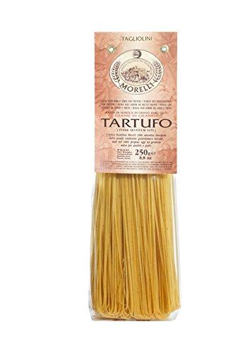 Antico Pastificio Toscano MORELLI - Tagliolini al Tartufo - Pacco da 4 Confezioni (4 x 250gr)