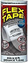 Flex Tape Rubberized Waterproof Tape, 8