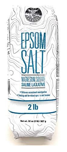 Epsom Salt 2Lb (907g)