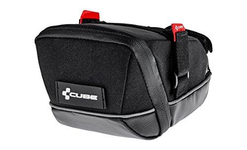 Cube Pro L Fahrrad Satteltasche schwarz