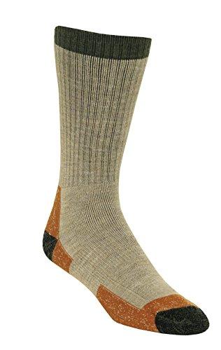 Montana Midweight Boot Height Merino Wool Sock, Large