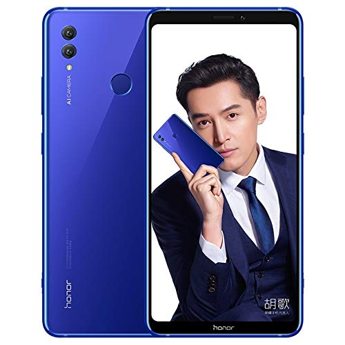 Price comparison product image Huawei Honor Note 10 6GB+128GB 5000mAh Battery 6.95 inch EMUI 8.2 (Android 8.1) Kirin 970 Octa Core GSM & WCDMA & FDD-LTE (Blue)