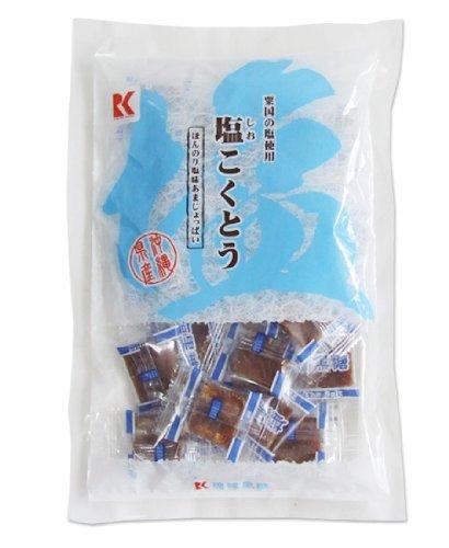 沖縄県産 粟国の塩使用 塩こくとう130g×2パックセット