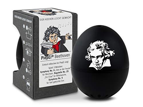 Brainstream PiepEi Beethoven, Eieruhr zum mitkochen, Spielt 3 Melodien für 3 Härtegrade, A005643