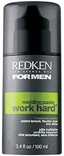 Best redken mens work hard molding paste 100ml Reviews