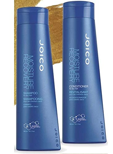 Price comparison product image Joico Moisture Recovery Shampoo and Conditioner DUO 10.1 oz each (+ 2 Free Samples)
