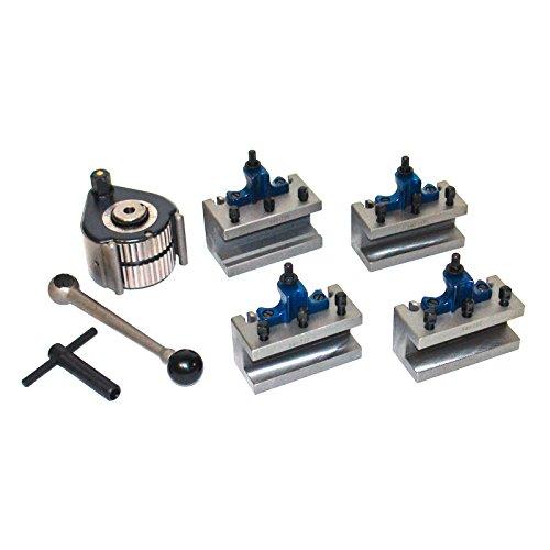 DEMA Werkzeughalter E5 für Drehmaschine 5tlg.