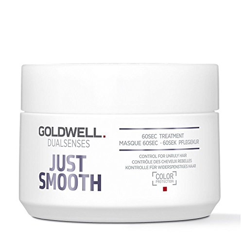 Goldwell Dualsenses Just Smooth 60 Sec Treatment 50 ml Ultra-schnelle, bändigende Intensivkur