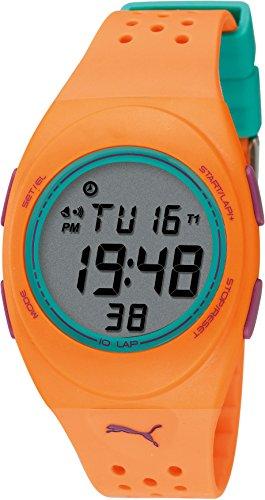 Puma Damen-Armbanduhr Digital Quarz Plastik A.PU910942011