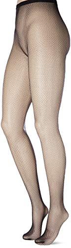 Dim Mod Résille - Collant - Femme, Noir, FR: 3 (Taille fabricant: 3/4)