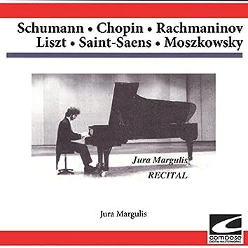 Schumann-Chopin-Rachmaninov-Liszt-Saint-Saens-Moszkowsky