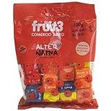 Caramelos blandos Fruit3 sabores variados Alternativa3 100 g