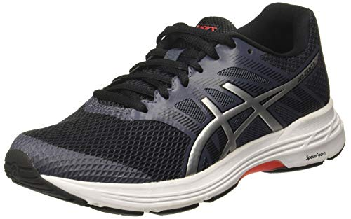ASICS Men's Gel-Exalt 5 Illusion Blue/Peacoat Running Shoes-8 UK/India (42.5 EU) (9 US) (1011A162.400)